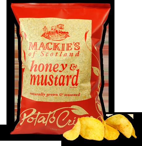 Honey & Mustard | Mackies Crisps