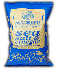 Sea Salt and Vinegar