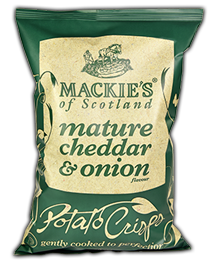 Mature Cheddar & Onion