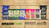 Mackie's launches with AmazonFresh.